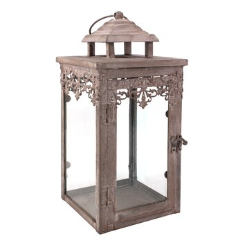 Ckk home d cor lp le vieux carre 39 market zinc filigree for Decor market reviews
