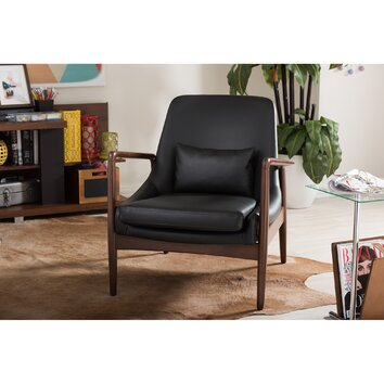 Wholesale Interiors Baxton Studio Carter Lounge Chair