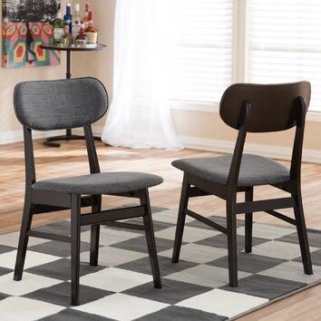 Wholesale Interiors Baxton Studio Debbie Side Chair
