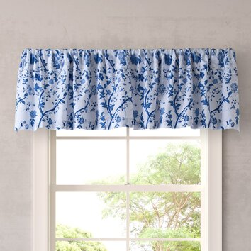 Laura Ashley Home Charlotte Window Valance Amp Reviews Wayfair