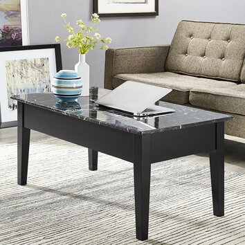 image of a living room dorel living coffee table with lift top amp reviews wayfair 23138