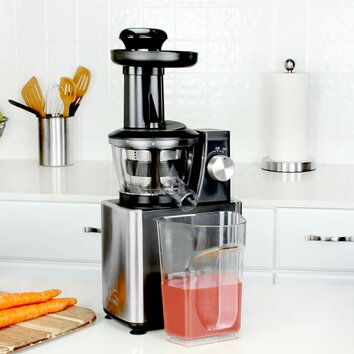 Gemini Slow Juicer Review : Kalorik Slow Juicer & Reviews Wayfair