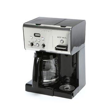 Cuisinart Coffee Maker Hot Water Review : Cuisinart Programmable 12 Cup Coffee Maker with Hot Water System & Reviews Wayfair