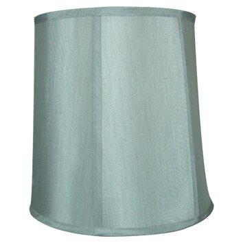 home concept 12 shantung drum lamp shade reviews wayfair. Black Bedroom Furniture Sets. Home Design Ideas