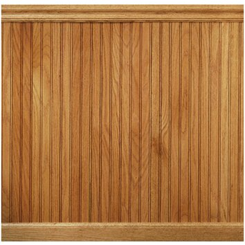 Manor House 8 Linear Ft Red Oak Tongue And Groove