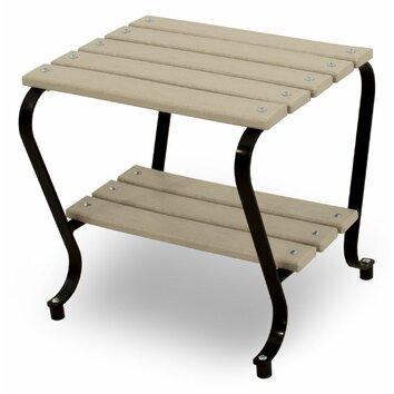 Ivy Terrace Vintage Side Table Amp Reviews Wayfair
