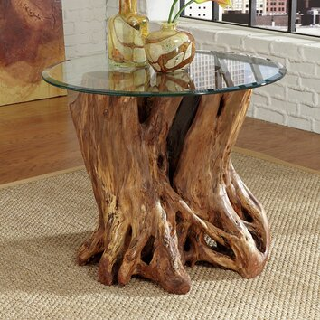 Hammary Hidden Treasures Root Ball End Table Amp Reviews
