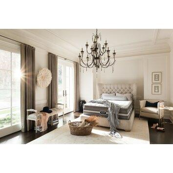 Simmons Beautyrest Beautyrest Recharge World Class Argos Luxury Firm Mattress
