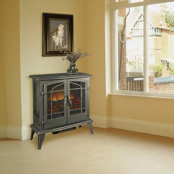 Pleasant Hearth 400 Square Foot Panoramic View Stove
