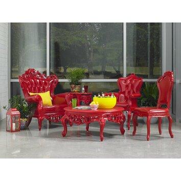 Polart Outdoor Plastic Armchair Wayfair