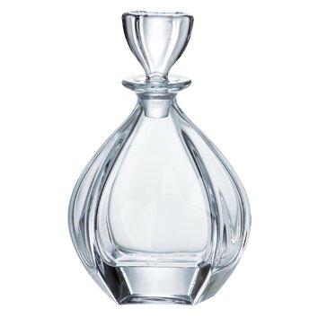 majestic crystal crystalline 32 oz decanter wayfair