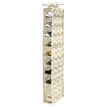 reviews kitchen cabinets macbeth collection textured chevron 10 compartment hanging 25576
