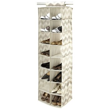 reviews kitchen cabinets macbeth collection textured chevron 16 compartment hanging 25576