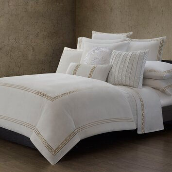 Natori Ming Fretwork Duvet Cover Collection Wayfair