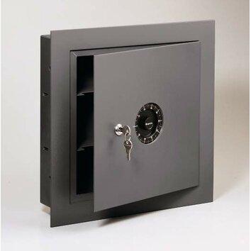 Sentrysafe Dial Lock Wall Safe 0 4 Cu Ft Amp Reviews
