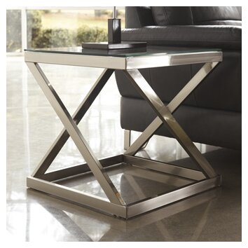 Signature Design By Ashley Cayden End Table Amp Reviews