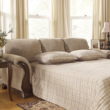Signature Design by Ashley Lanett Queen Sleeper Sofa & Reviews