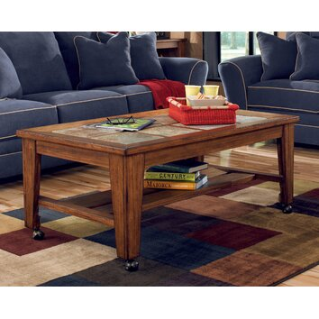 Signature Design By Ashley Tessa Coffee Table Amp Reviews