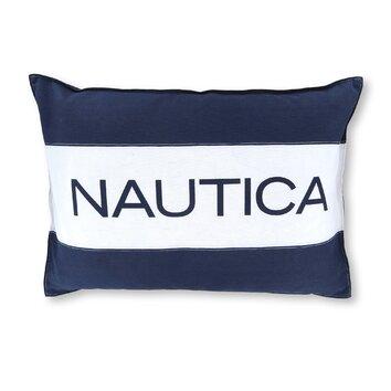 Nautica Crew Logo Boudoir Breakfast Pillow Amp Reviews Wayfair
