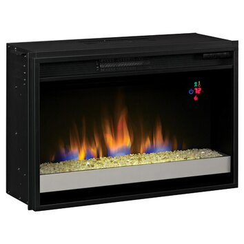 Classic flame contemporary electric fireplace insert reviews wayfair - Contemporary electric fireplace insert accessories ...