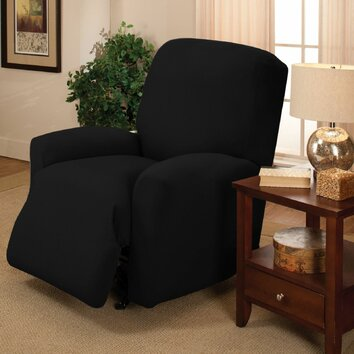 kashi home jersey recliner slipcover reviews wayfair
