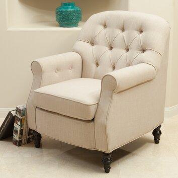 Home Loft Concepts Hemsley Club Chair Amp Reviews Wayfair