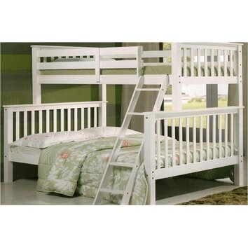 homestead living chiltern triple sleeper bunk bed reviews wayfair uk. Black Bedroom Furniture Sets. Home Design Ideas