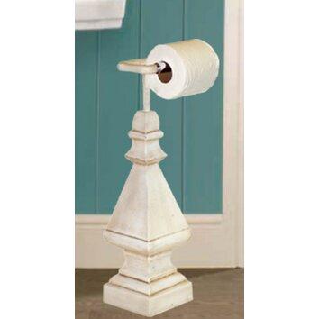 hickory manor house free standing toilet paper holder reviews wayfair. Black Bedroom Furniture Sets. Home Design Ideas