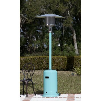 Mercury Row Lamarr Propane Patio Heater Amp Reviews Wayfair