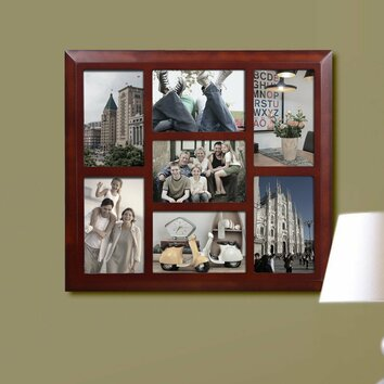 Adecotrading 7 Opening Decorative Wall Hanging Collage