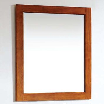 Dawn USA American Solid Wood and Plywood Frame Mirror ...
