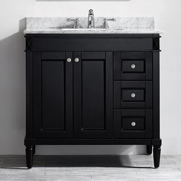 "Laverne 36"" Bathroom Vanity & Reviews"