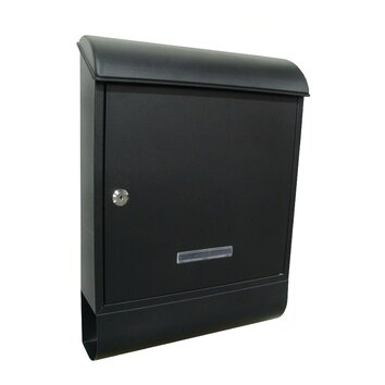 Fine Art Lighting Wall Mounted Mail Vault With Lock