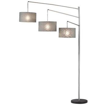 Adesso Wellington 94 Quot Arched Floor Lamp Amp Reviews Wayfair