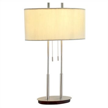 Adesso Duet 27 Quot Table Lamp Amp Reviews Wayfair