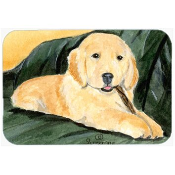 caroline39s treasures golden retriever kitchen bath mat With kitchen cabinets lowes with golden retriever stickers
