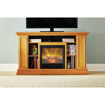 Darby Home Co Portland 50 Quot Tv Stand With Electric