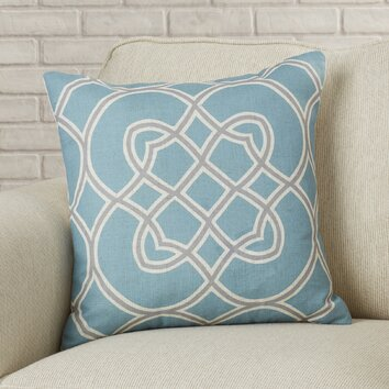 Varick Gallery Stout Stay Connected Throw Pillow & Reviews Wayfair