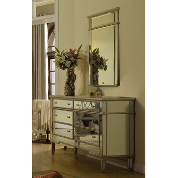 BestMasterFurniture 6 Drawer Dresser & Reviews