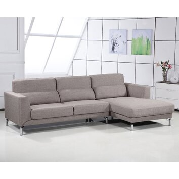 Container Aria Sectional Amp Reviews Wayfair