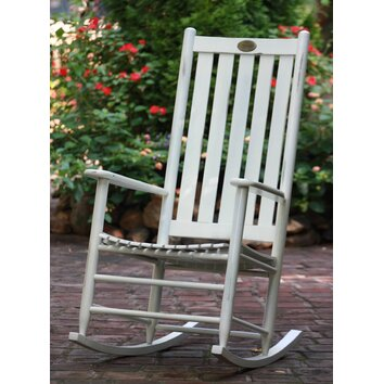August Grove Janelle Quot The Cottage Quot Rocking Chair Amp Reviews