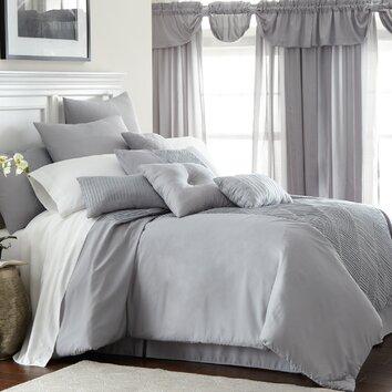 House Of Hampton Chromium 24 Piece Comforter Set Amp Reviews