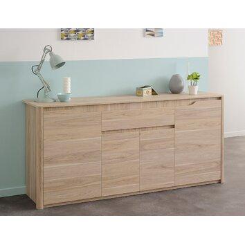 parisot wendy buffet reviews wayfair. Black Bedroom Furniture Sets. Home Design Ideas