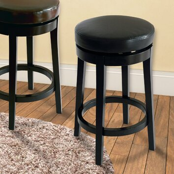 Armen Living 30 Quot Swivel Bar Stool Amp Reviews Wayfair