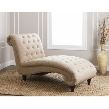 Rosalind wheeler beacham chaise lounge reviews wayfair for Black friday chaise longue