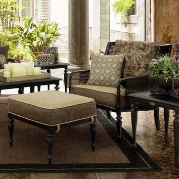 Bombayoutdoors sherborne arm chair and ottoman reviews for The dining room sherborne