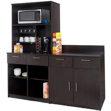 Breaktime 75 X 72 Kitchen Pantry Cabinet Wayfair