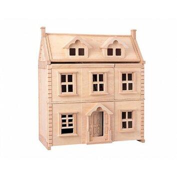 Plan toys victorian dollhouse reviews wayfair for Plan victorian dollhouse