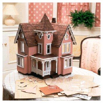 Greenleaf Dollhouses Fairfield Dollhouse Amp Reviews Wayfair