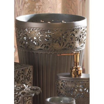 Croscill Marrakesh Waste Basket Amp Reviews Wayfair